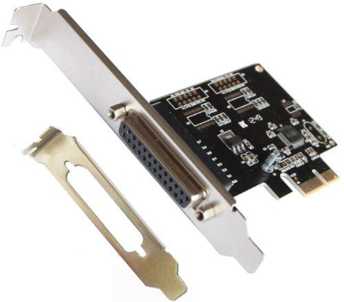 L-Link LL-PCIEX-PARALE tarjeta y adaptador de interfaz - Accesorio (PCIe, Paralelo, Windows 2000, Windows 7 Home Basic, Windows 7 Home Premium, Windows 7 Professional, Windows 7 Starte, Windows Server 2003, Multicolor)