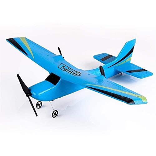 2. 4G 2CH RTF. Telecomando aeromobile alare RC. Aereo EPOP. Gyro aeronautico in schiuma Gyro 3. 7V 220 M. AH Modello di batteria al litio GIOCO EDUCATIONAL PLAY per 5+ anni Toddlers Boy Teens