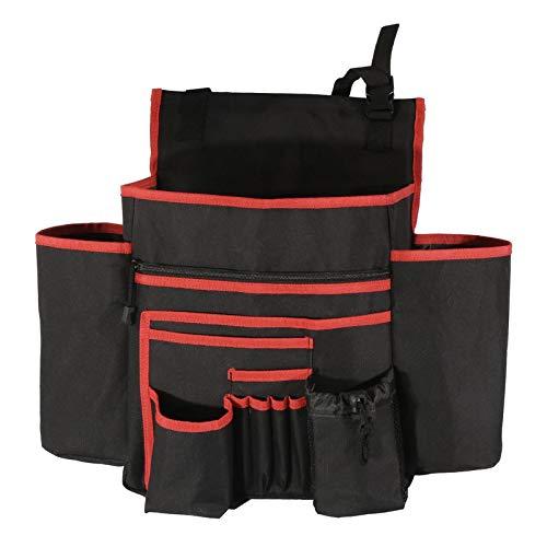 Organizer Sedile Anteriore Per Auto, Tasche Per Riporre Protezioni Per Schienale Con Cinturini Regolabili Per Sedile Anteriore O Seggiolino Auto Ultra-resistente (rosso)
