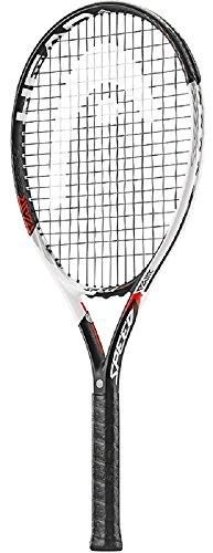 Head Graphene Touch Speed PWR Raqueta de Tenis, Hombre, Blanco/Rojo, U20