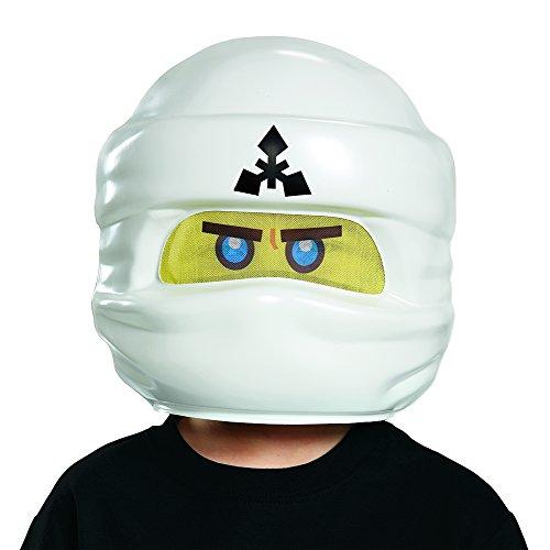 LEGO Ninjago Movie, Zane Movie Maske, one size