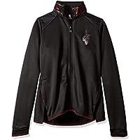 NBA by Outerstuff Youth Girls Aviator Full Zip Jacket