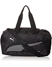 PUMHB|#Puma Fundamentals Sports Bag Xs Borsone, Unisex – Adulto, Puma Black, OSFA