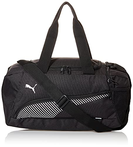 PUMA Fundamentals Sports Bag XS Bolsa Deporte, Unisex Adulto, Black, OSFA