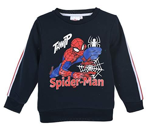 Spiderman Jungen Sweatshirt