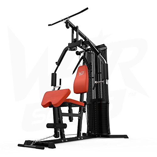 We R Sports Home Multi Gym Chest Arms Back Shoulder Triceps Workout Fitness Exercise Machine