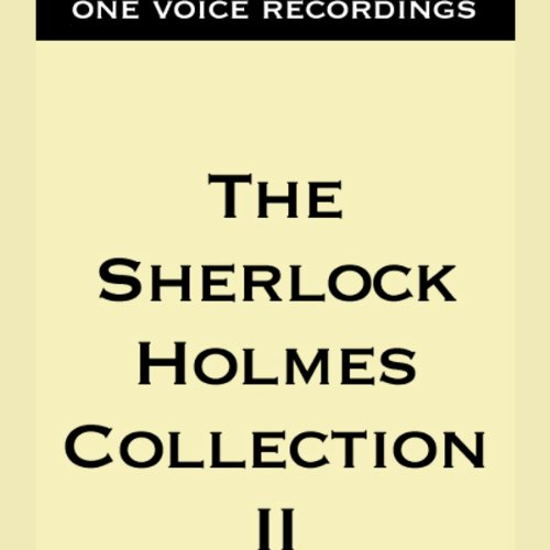 The Sherlock Holmes Collection II audiobook cover art