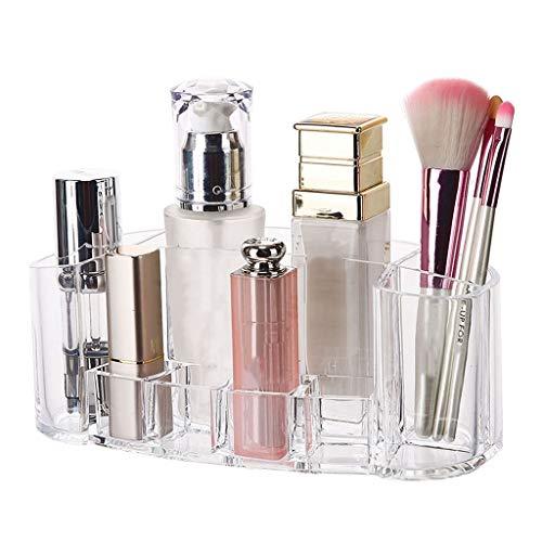 LDG make-up organisator, acryl waaiers, grote capaciteit, multifunctionele praktisch, opbergen van cosmetica