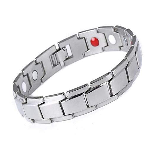 Jewellery Bracelets Bangle For Womens Men Bracelets Hematite Copper Bracelet With Hook Buckle Clasp Bangles Man Jewelry-H21961