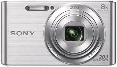 Sony DSCW830 20.1 MP Digital Camera with 2.7-Inch LCD...