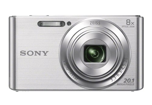 Sony DSC-W830 Review