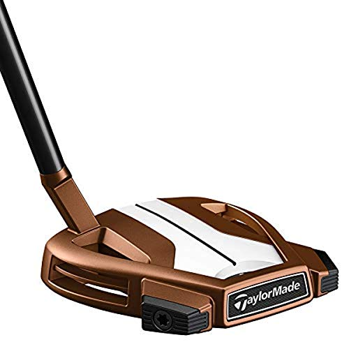 Product Image 1: TaylorMade Golf Spider X Putter, Copper/White, #3 Hosel, Left Hand, 35