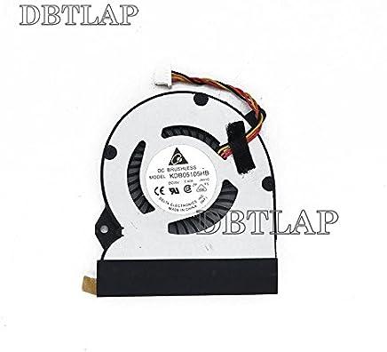 DBTLAP Ventole per CPU da Computer per ASUS EEE Pad EP121 B121 Delta KDB05105HB AH1G 5V 0.40A - Trova i prezzi più bassi