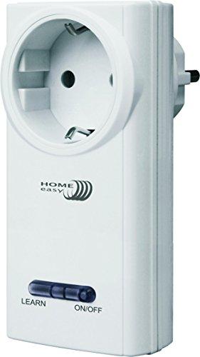 Home Easy HE877 HW Funk-Schalter Home Wizard kompatibel 3600W