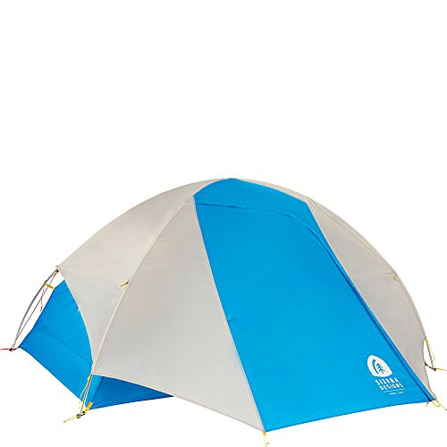 Sierra Designs Summer Moon 2 3-Season Tent Silver Lining / Blue Jewel 2 Person