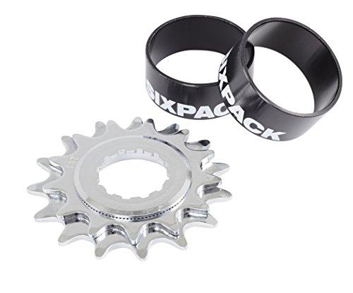 SixPack Racing Kit Single Speed Couleur: Noir Mixte Adulte