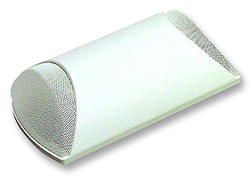 Lautsprecherbox-BIDI-100V 6W WH//Lautsprecher Schrank-BIDI-100V 6W WH; Externe Tiefe: 67mm; Externe Höhe: 149; Externe Breite: 270mm; Frequenzgang (cp66t WH)