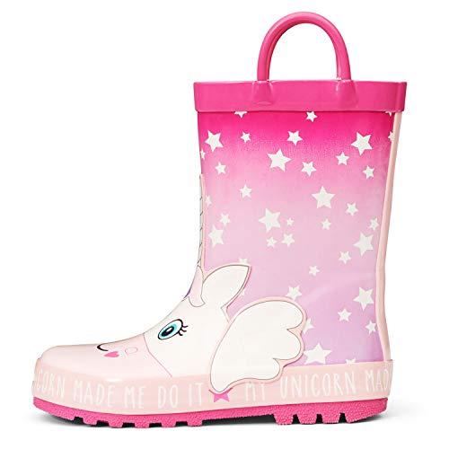Rain Boots Kid Girl