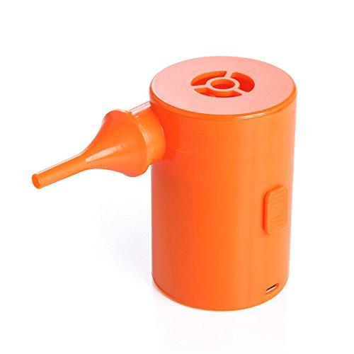 サンワダイレクト 電動エアダスター 充電式 コンパクト ノズル付き ガス不使用 逆さ使用対応 200-CD035