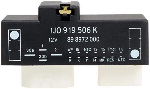 1J0919506K Schalter für Steuergerät für Kühlerlüfter, Austausch des Relaismoduls für Kühlerlüfter für Fahrzeugsteuerung 1J0 919 506 K