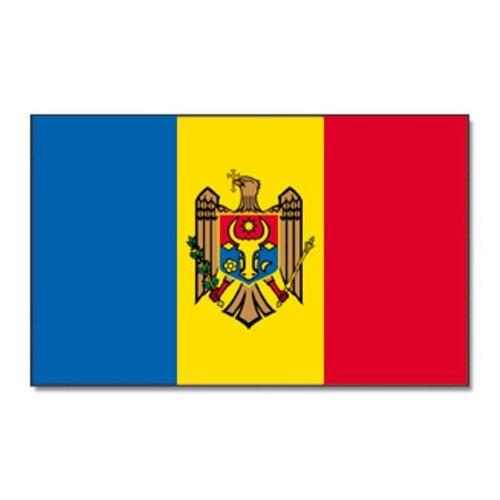 Flagge Moldawien - 90 x 150 cm