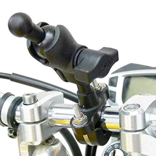 Buybits U-Bolzen Motorrad Halterung 17mm Adapter für Garmin Nüvi Navi Halter