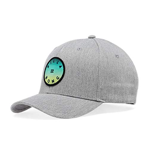 BILLABONG Jungen Theme Boy Caps, Grey Heather, U