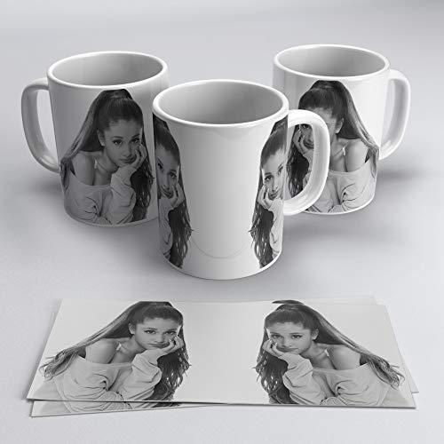 MasTazas Ariana Grande E Taza Mug