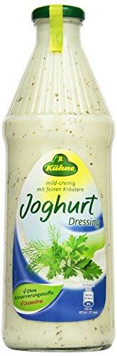 Kühne Joghurt Salat-Dressing, in der Flasche1 l