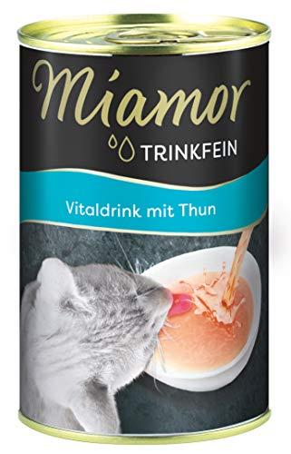 Miamor Trinkfein - Vitaldrink mit Thun 24x135ml