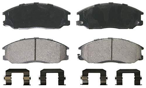 Wagner QuickStop ZD864 Ceramic Disc Brake Pad Set