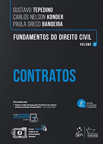 Fundamentos do Direito Civil - Contratos - Vol. 3: Volume 3