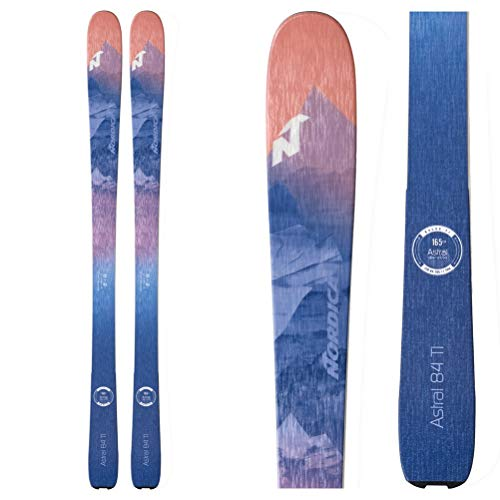 Nordica 2020 Astral 84 Women's Skis (165)