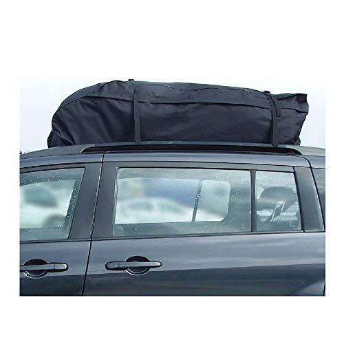 SZPP Die Autodachgepäcktasche ist wasserdicht und faltbar für Reisen und Gepäck, passend für die meisten Modelle.