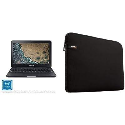 "Samsung Electronics XE500C13-S03US Chromebook 3 SSD Laptop, 11.6"", Black"