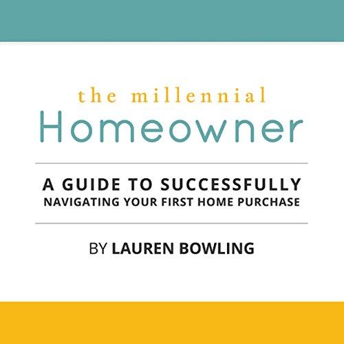 The Millennial Homeowner audiobook cover art