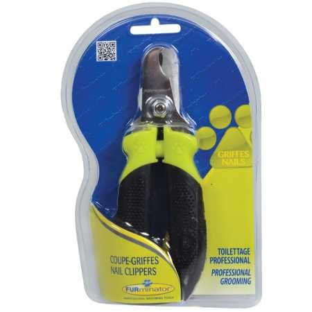 FURminator Nail Clippers with Non-slip Ergonomic Handle