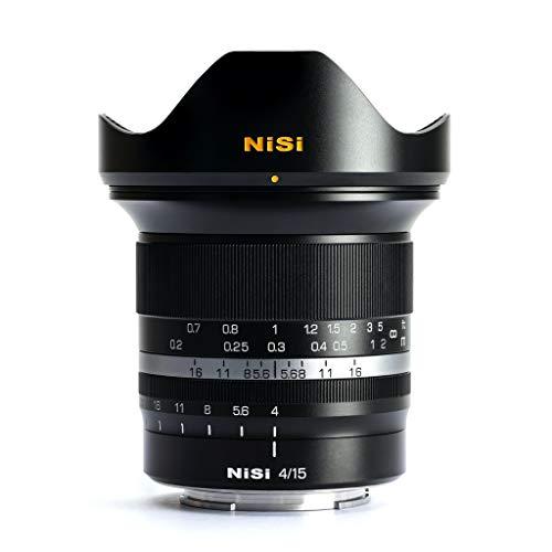 NiSi 単焦点 広角レンズ 15mm F4 ASPH Canon RFマウント