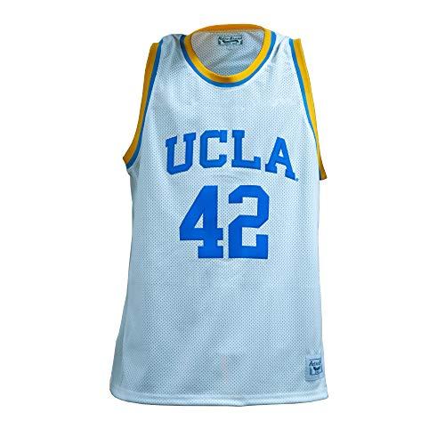 UCLA Basketball Blue Jersey #42 Love (Small)