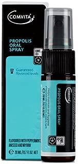 Comvita Propolis Throat Spray, UMF 10+ Manuka Honey, Natural Throat & Immune Support, 0.7 fl oz (20mL) I Premium Bee Propolis with UMF 10+ Manuka Honey from New Zealand