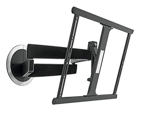 Vogel's NEXT 7345 Design-Mount für 102-165 cm (40-65 Zoll) Fernseher, drehbar und neigbar, max. 30 kg, Vesa max. 600 x 400, schwarz