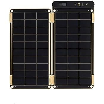ソーラーペーパー YOLK Solar Paper 5Wソーラー充電器