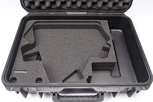 Transportkoffer Shure antennes UA874/UA870, SKB-outdoor-case met schuimrubberen inlay hardschuim verpakking