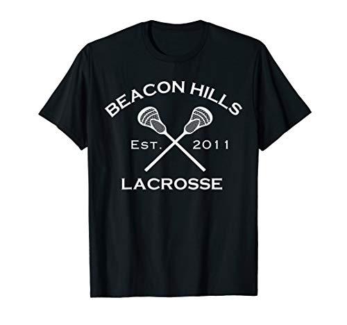 Beacon Hills Lacrosse McCall 11 Teen Wolf Inspired TShirt