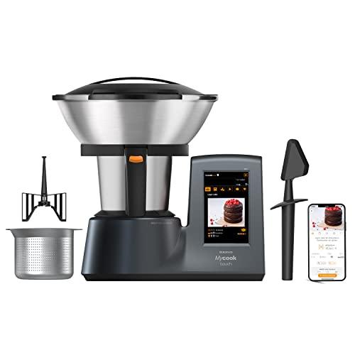 Taurus Mycook Touch Robot de Cocina, wifi, 1600 W, 2 L, hasta 140 grad