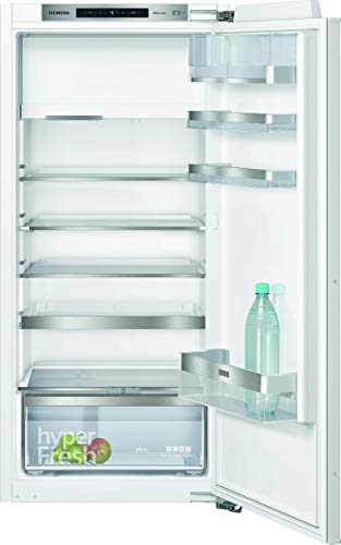 Siemens KI42LADE0 iQ500 Einbau-Kühlschrank mit Gefrierschrank / E / 147 kWh/Jahr / 195 l / hyperFresh Plus / LED Beleuchtung / superCooling