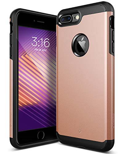 Caseology Legion for Apple iPhone 7 Plus Case (2016) - Dual-Layer Armor - Rose Gold