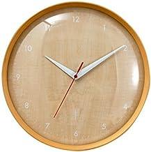 LEON (レオン) デザイン電波掛け時計