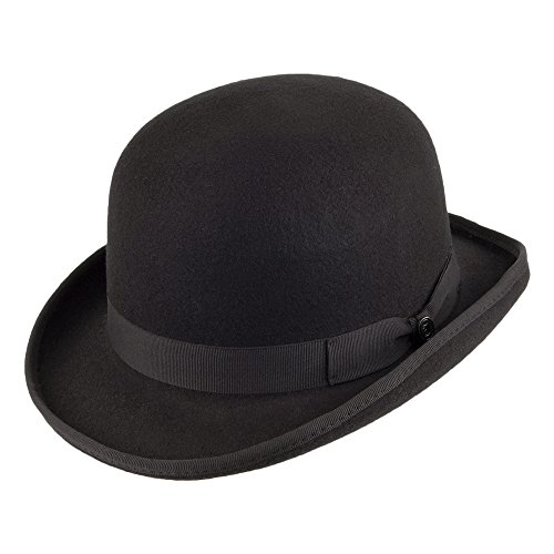 Jaxon & James Chapeau Melon Noir M