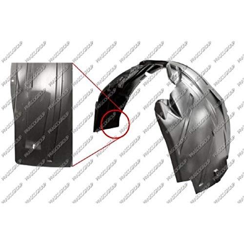 Confezione da 4 Pezzi Flessibili Deusa in Poliuretano durevoli Parafanghi universali per Auto